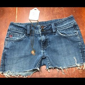 Miss Me Lucy Jean Shorts sz 28